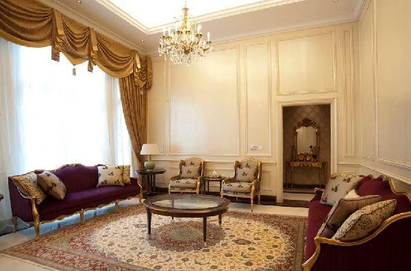 Desain Interior Hang Tuah