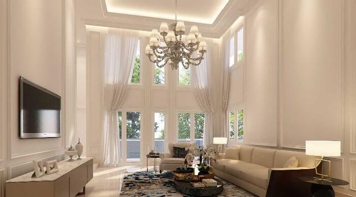 Desain Private Residential Gandaria