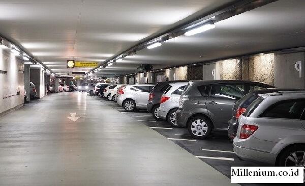 Fasilitas Parkir Apartemen
